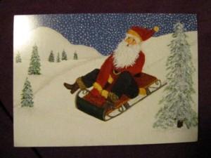 Santa for 2010